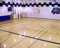Sports Flooring | Wooden Flooring Products